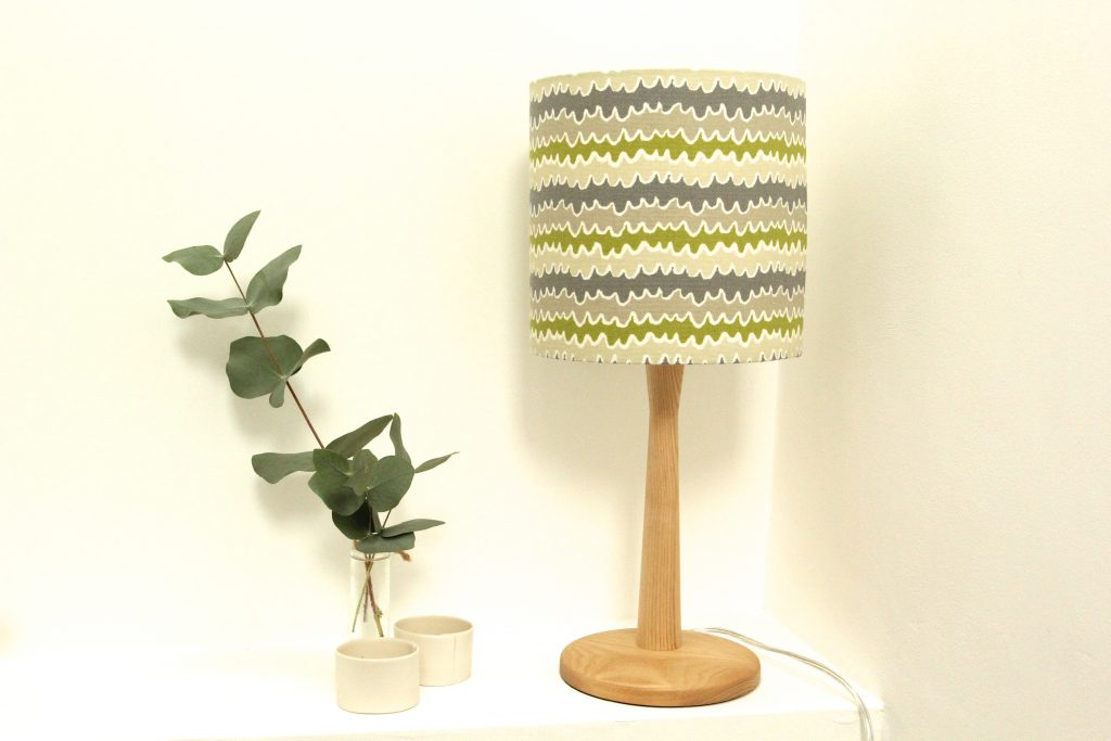 Hester Wiggle Stripe Lampshade